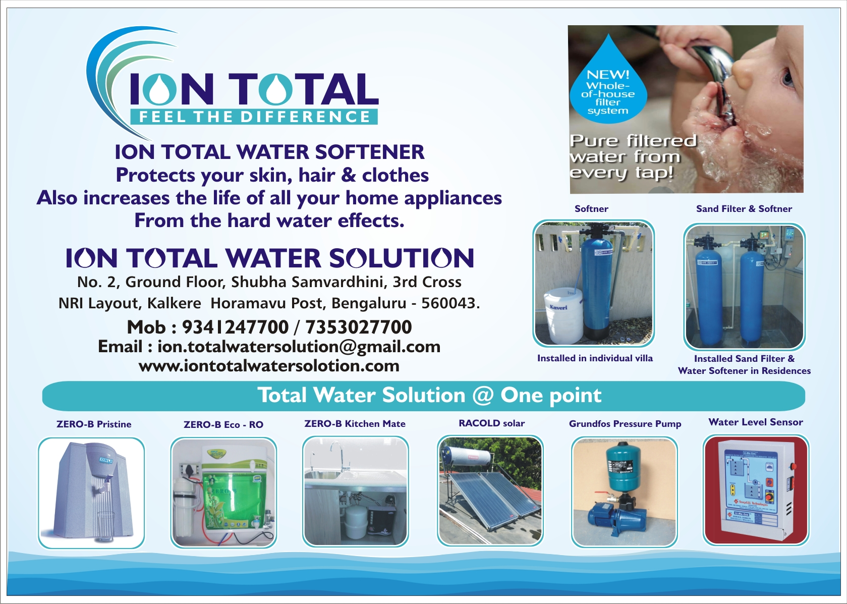 ION TOTAL WATER SOLUTION