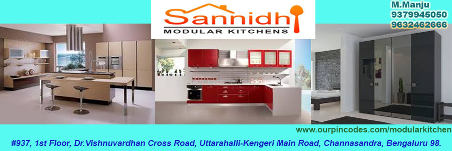 SANNIDHI MODULAR KITCHEN