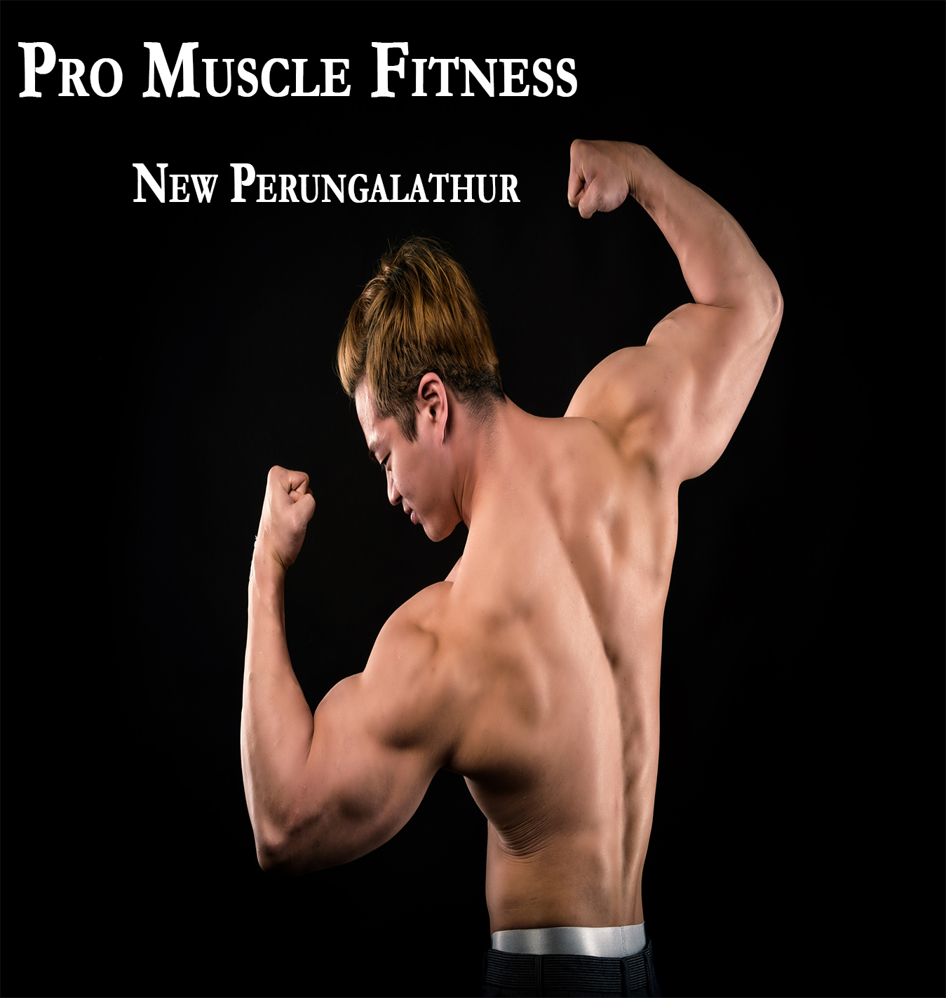PRO MUSCLE FITNESS