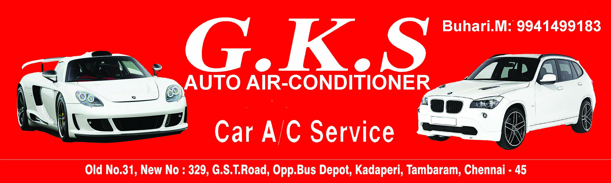 GKS Auto Air-Conditioner