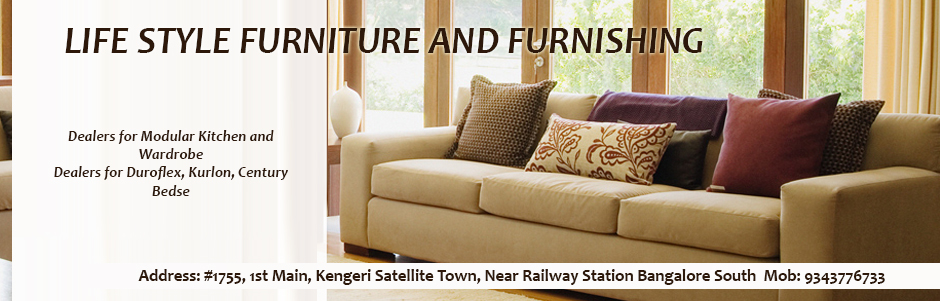 LIFE STYLE FURNITURE AND FURNISHING