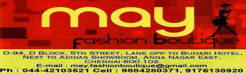 MAY FASHION BOUTIQUE