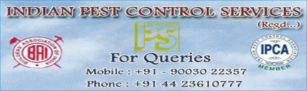 INDIAN PEST CONTROL SERVICES