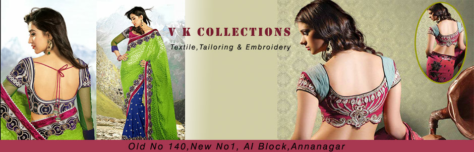 V K COLLECTIONS