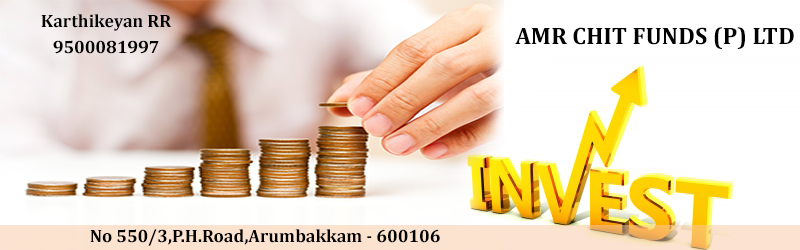 AMR CHIT FUNDS PVT LTD