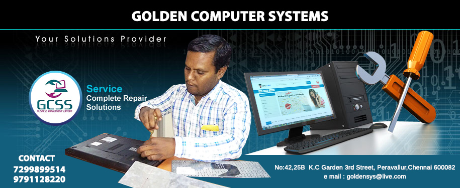 GOLDEN COMPUTER SYSTEMS