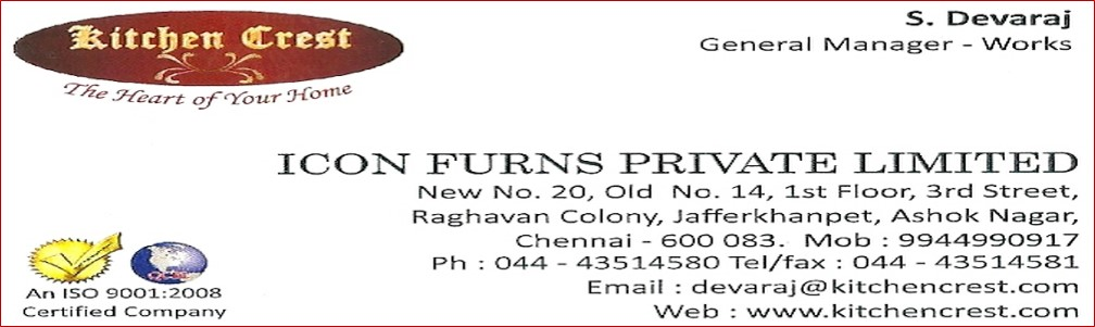 ICON FURNS PRIVATE LIMITED