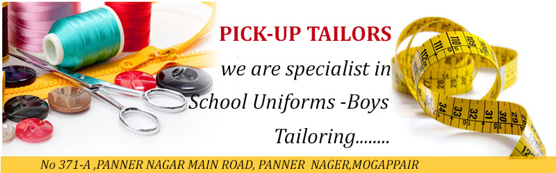 PICK-UP TAILORS