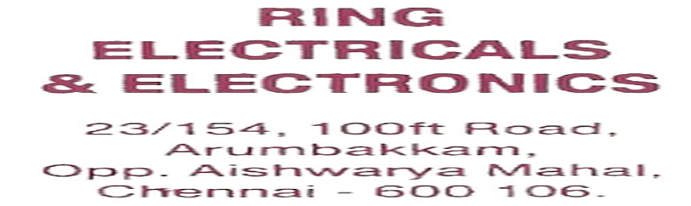 RING ELECTRICALS & ELECTRONICS