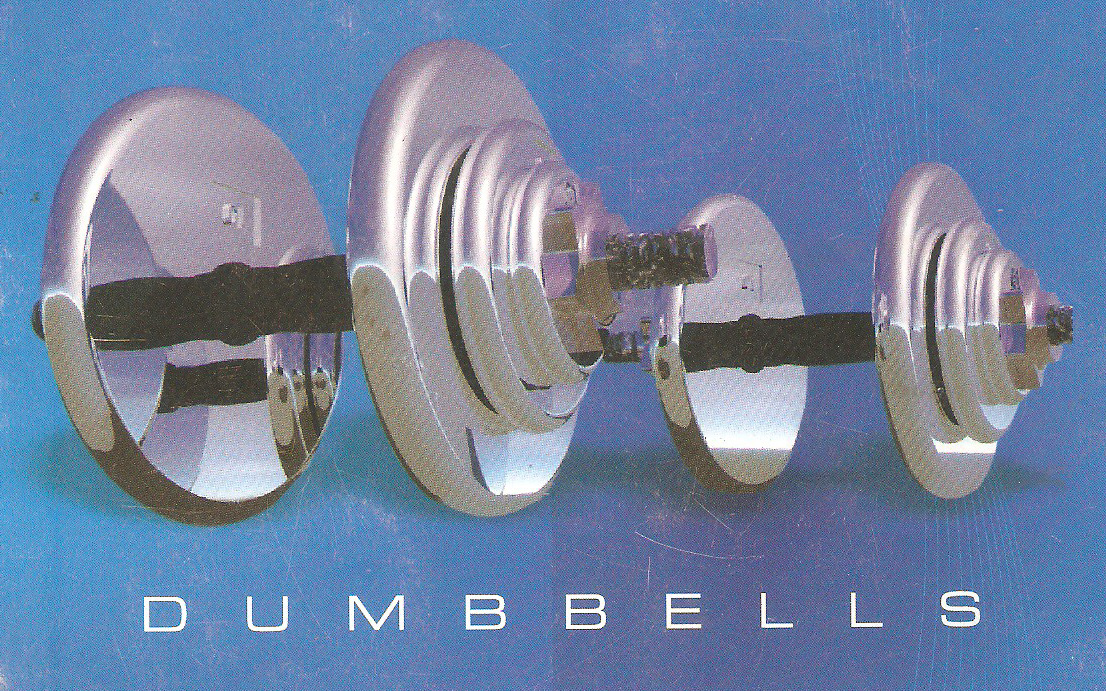 DumbBells Health and Fitness Lounge