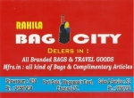 RAHILA BAG CITY