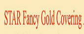 STAR FANCY GOLD COVERING A/c
